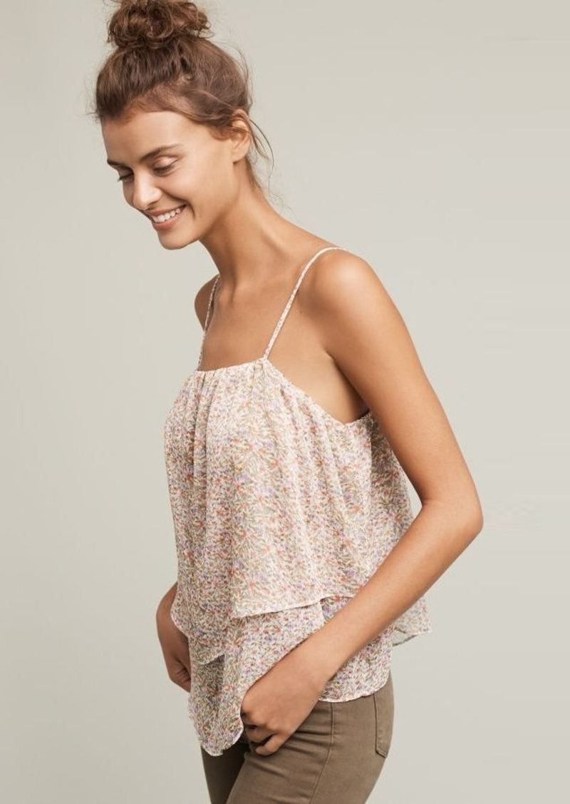 Anthropologie Bouvril Layered Cami