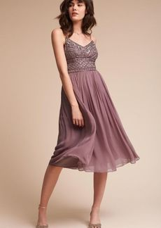 Anthropologie Bristol Dress