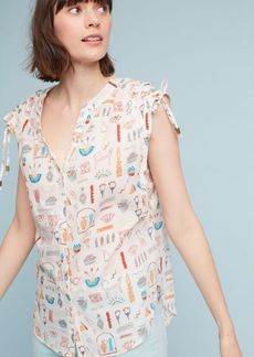 Brooklynite Printed Top