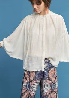 Anthropologie Brynna Buttondown