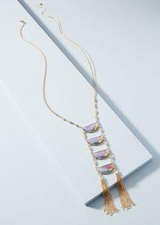 Anthropologie Cadence Ladder Necklace