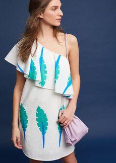 Caline Poplin Dress