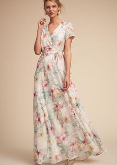 Anthropologie Calypso Dress