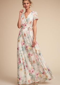 Anthropologie Calypso Dress