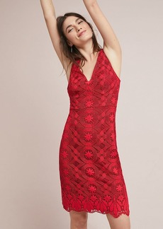 Camari Lace Column Dress