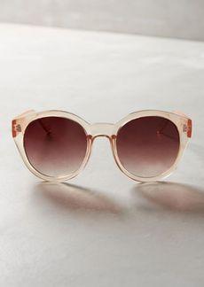 Anthropologie Capri Translucent Sunglasses
