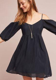 Carina Open-Shoulder Dress