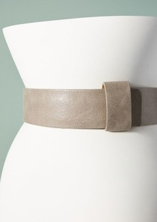 Anthropologie Carlina Structured Belt