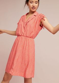 Carlotta Ruched Shirtdress