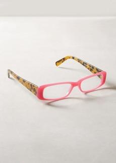 Anthropologie Carrie Tortoise Reading Glasses