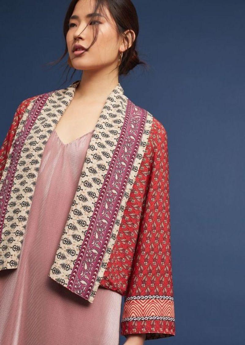 Anthropologie Carson Reversible Kimono Jacket