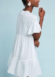 Castine Linen Swing Dress