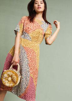 Catria Floral Dress