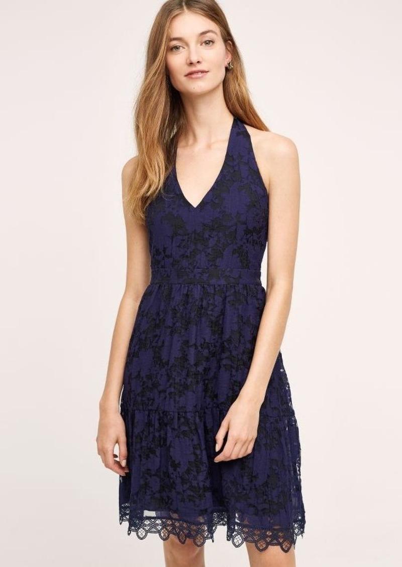 Anthropologie Celeste Lace Dress