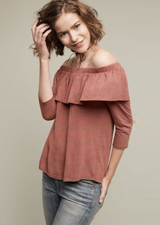 Charla Off-The-Shoulder Top