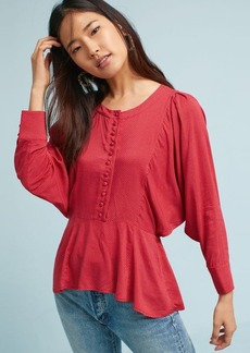 Anthropologie Chatham Blouse
