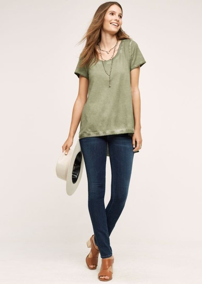 Anthropologie Citizens of Humanity Avedon Low-Rise Jeans