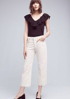 Citizens of Humanity Cora Ultra-High-Rise Crop Jeans