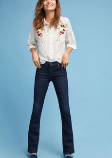 Citizens of Humanity Emmanuelle Mid-Rise Slim Bootcut Jeans