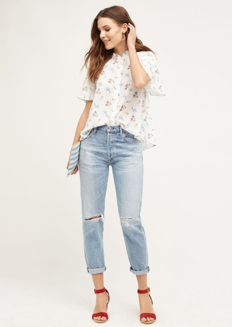 Anthropologie Citizens of Humanity Liya Ultra High-Rise Jeans