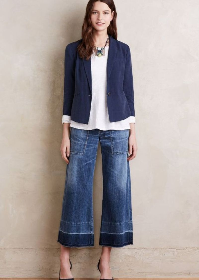 Anthropologie Citizens of Humanity Melanie High-Rise Wide-Leg Jeans