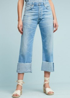 Citizens Of Humanity Parker High-Rise Relaxed Cuffed Jeans