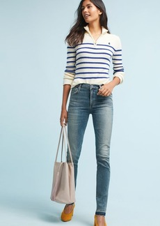 Anthropologie Citizens of Humanity Rocket High-Rise Skinny Jeans