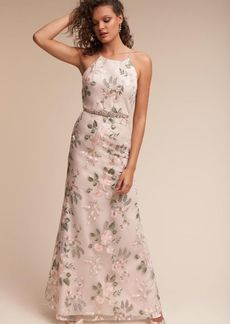 Anthropologie Claire Dress