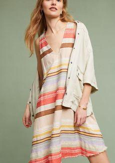 Cody Yarn-Dyed Swing Dress