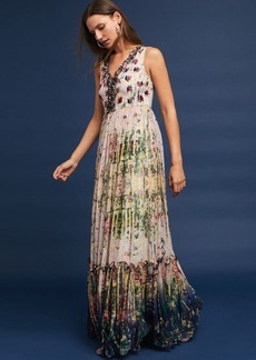 Cydney Tiered Maxi Dress