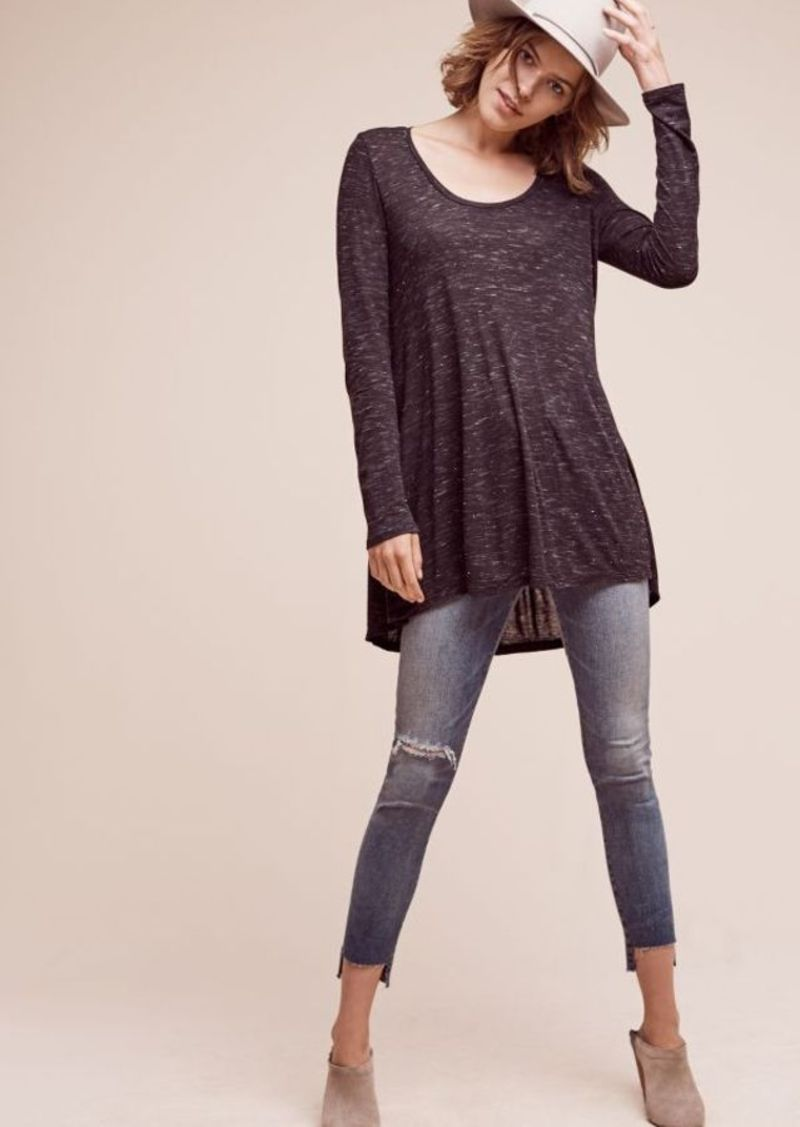 Anthropologie Davia Tunic Top