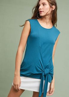 Dayla Tie-Front Tunic