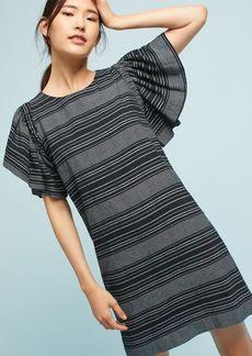 Denmark Striped Tunic Dress