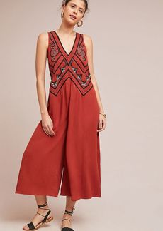 Desert Embroidered Jumpsuit