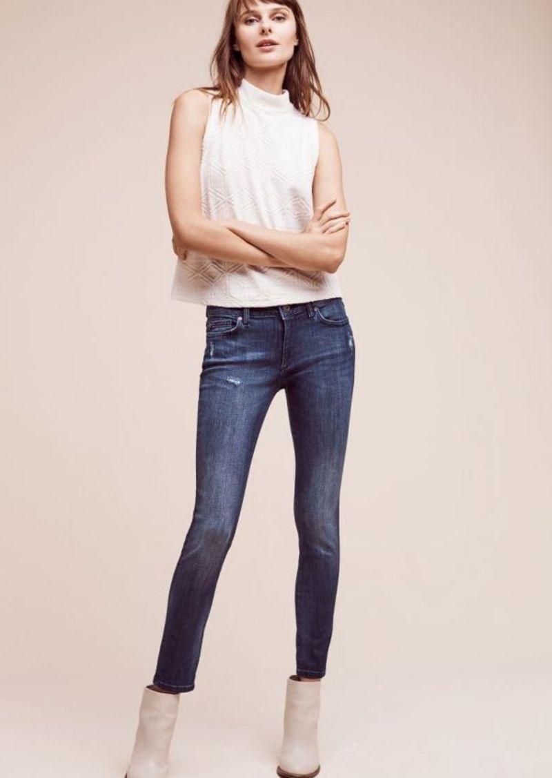 Anthropologie DL1961 Emma Low-Rise Legging Jeans