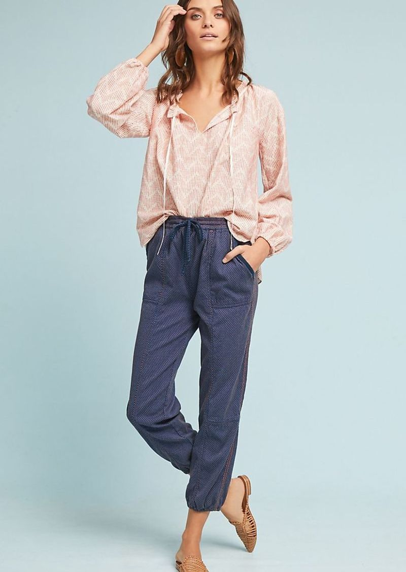 Anthropologie Easy Joggers