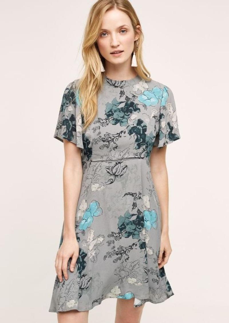 Anthropologie Elliott Mockneck Dress