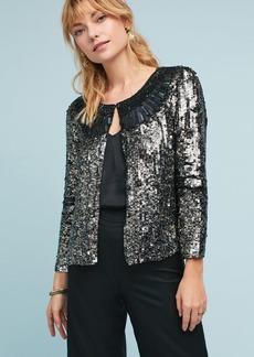 Embellished Sequin Jacket
