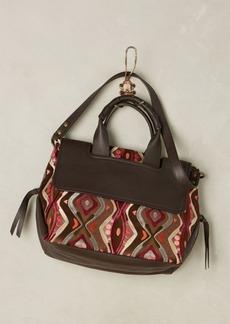 Anthropologie Embroidered Virginia Shoulder Bag