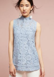 Anthropologie Emilie Lace Top