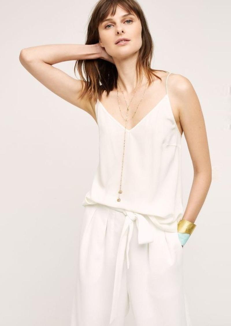 Anthropologie Emmeline Silk Camisole