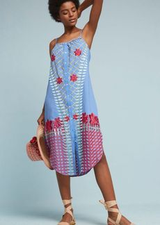 Estina Embroidered Dress