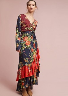Farm Rio Audrey Wrap Dress