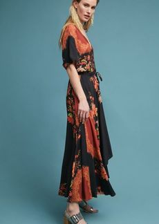 Farm Rio Marlow Floral Dress
