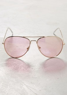Anthropologie Farrah Aviator Sunglasses