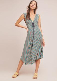 Anthropologie Farrah Striped Dress