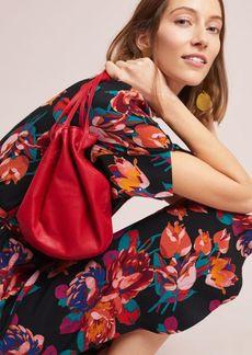 Floral Buttondown Shirtdress