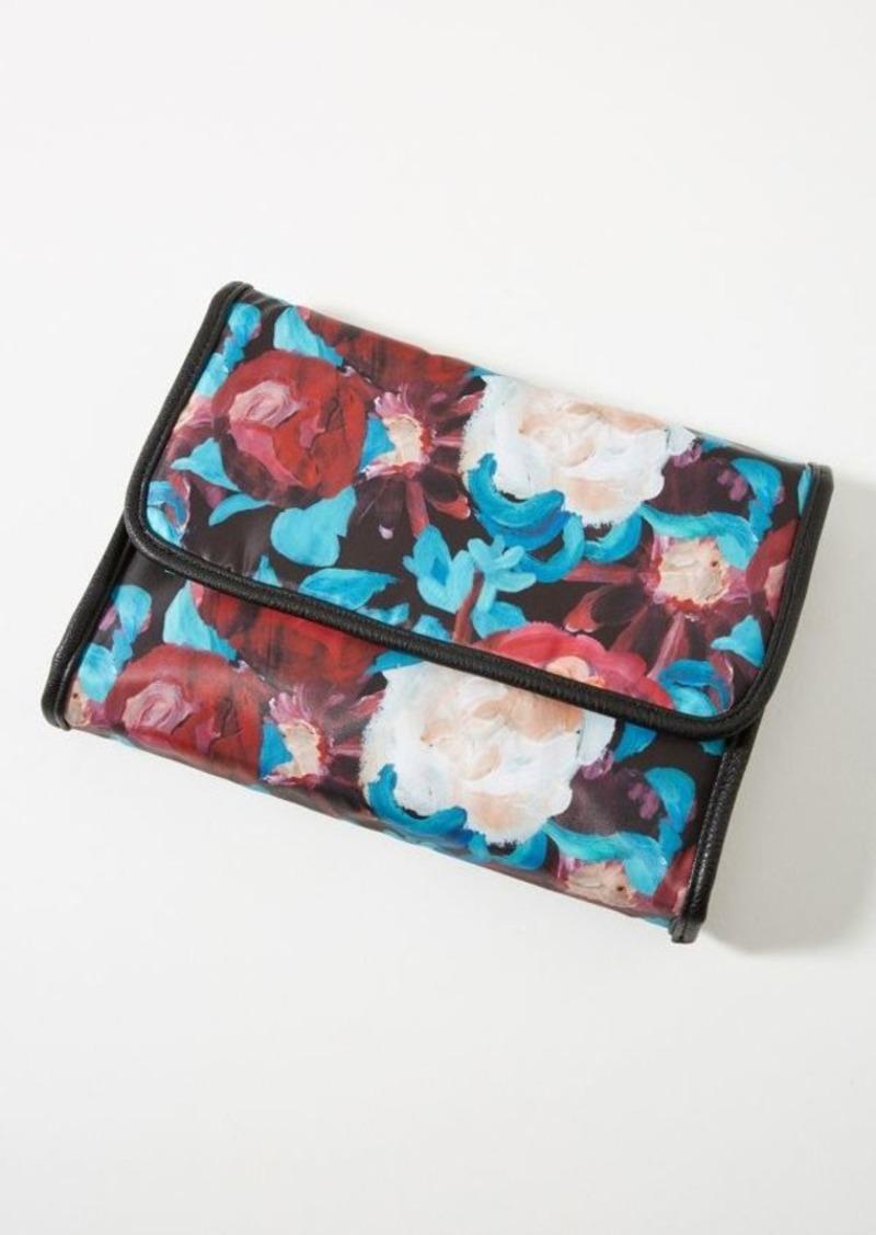 4fc50484ed18c Anthropologie Floral Overlay Travel Bag | Handbags