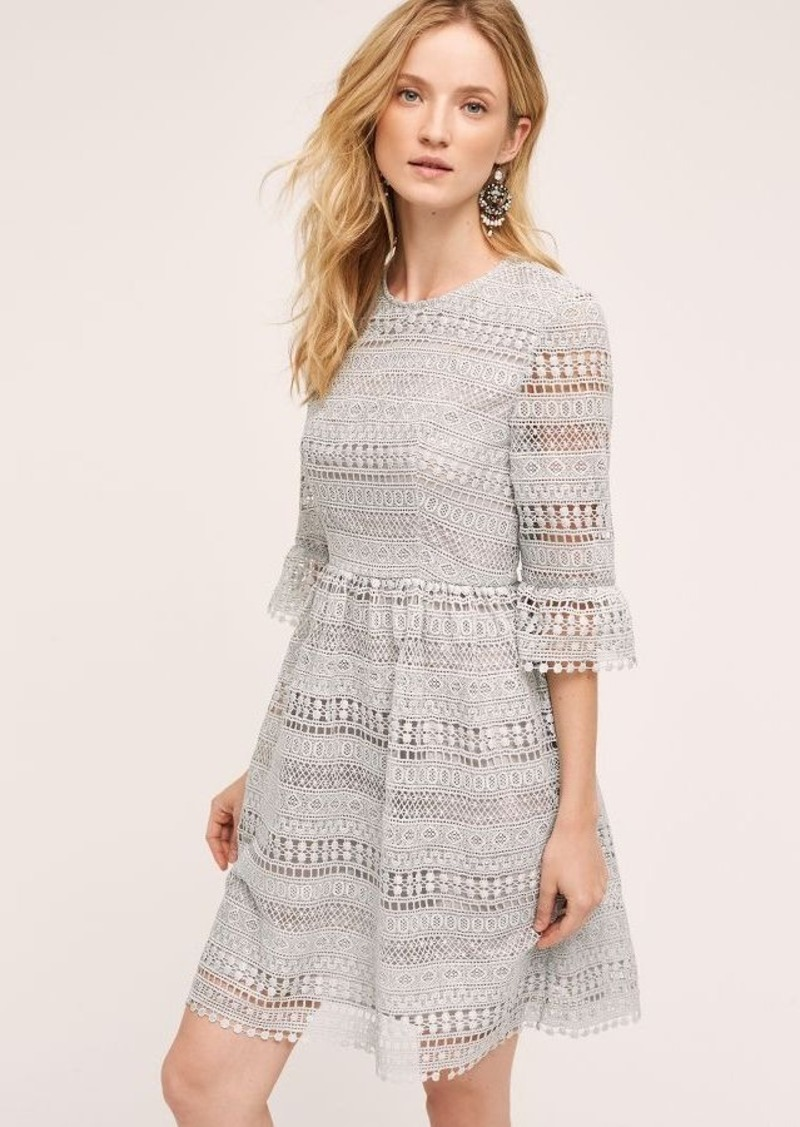 Anthropologie Folie Lace Dress
