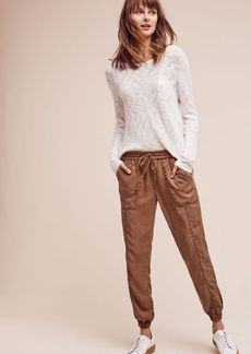 Anthropologie Garment-Dyed Joggers